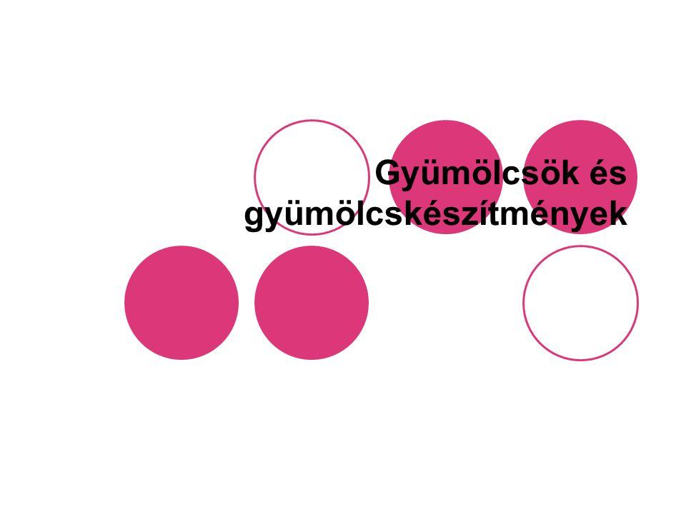 Csonthéjas magvú gyümölcsök Cseresznye Meggy Szilva Kajszibarack Őszibarack A lédús gyümölcshús csonthéjas magot vesz körül A magban ciántartalmú glükozid (amigdalin) található