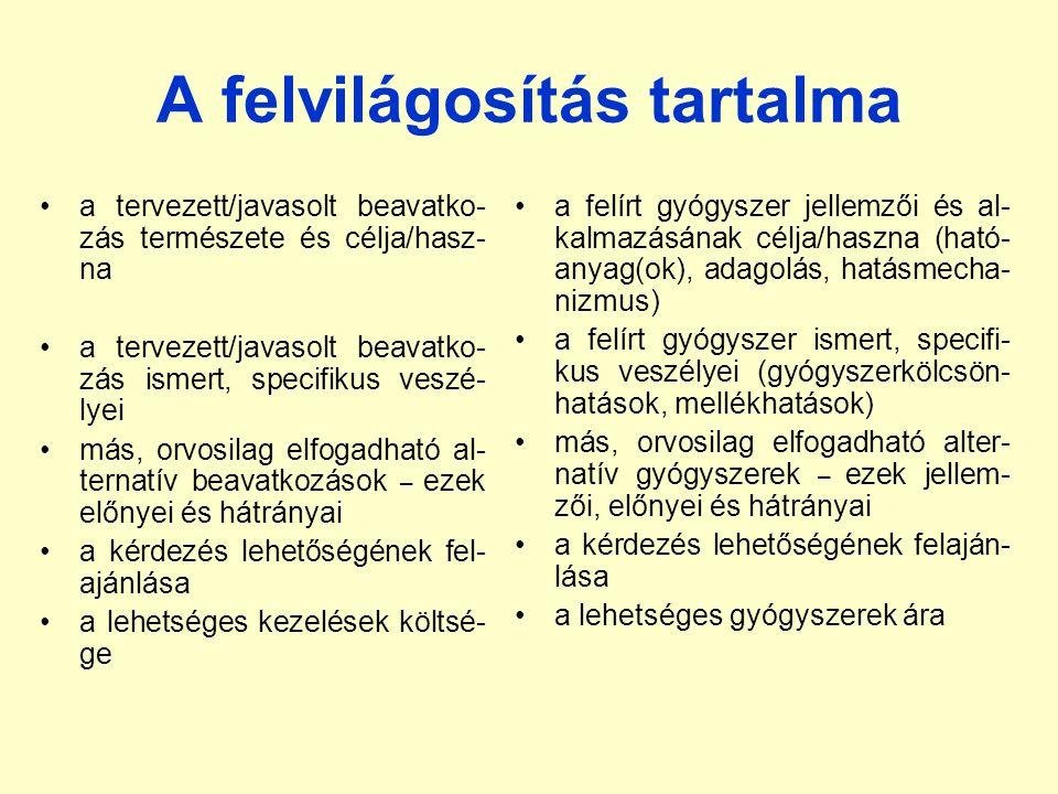 Jogi szabályozás 2005.évi XCV.