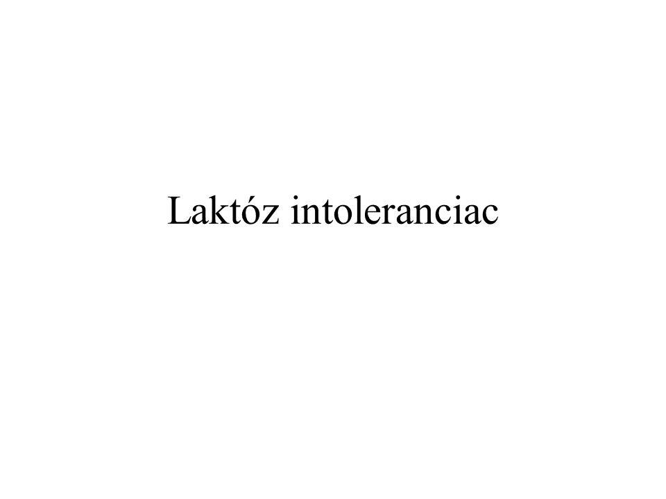 Laktóz intoleranciac