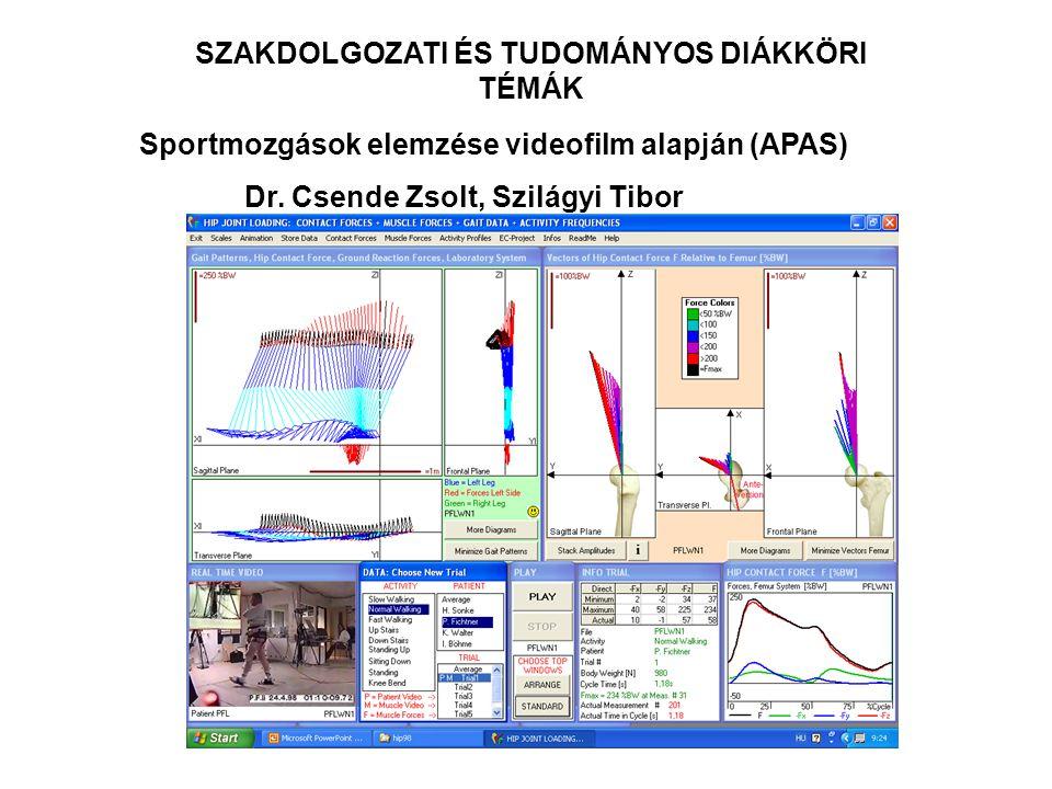 FELKÉSZÜLÉS A VIZSGÁRA Tankönyv: Barton J.: Biomechanika. Tankönyviadó, Budapest, 1983 Előadások anyaga Laboratóriumi foglalkozásokon tanultak