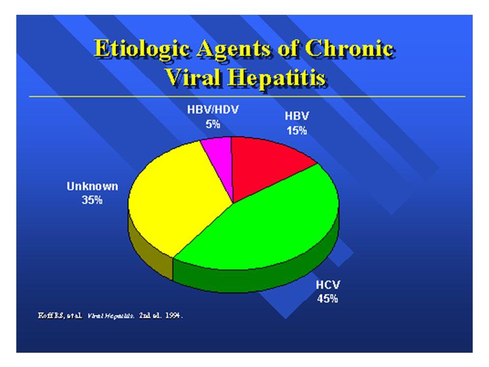 Krónikus HBV A vírushordozó egészséges marad, vagy krónikus hepatitis alakul ki.