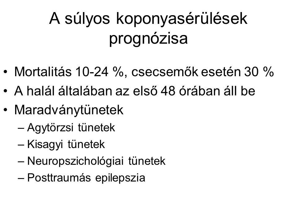 Példák neurometabolikus betegségekre Lizoszomális betegségek –Krabbe-betegség (AR, 14.