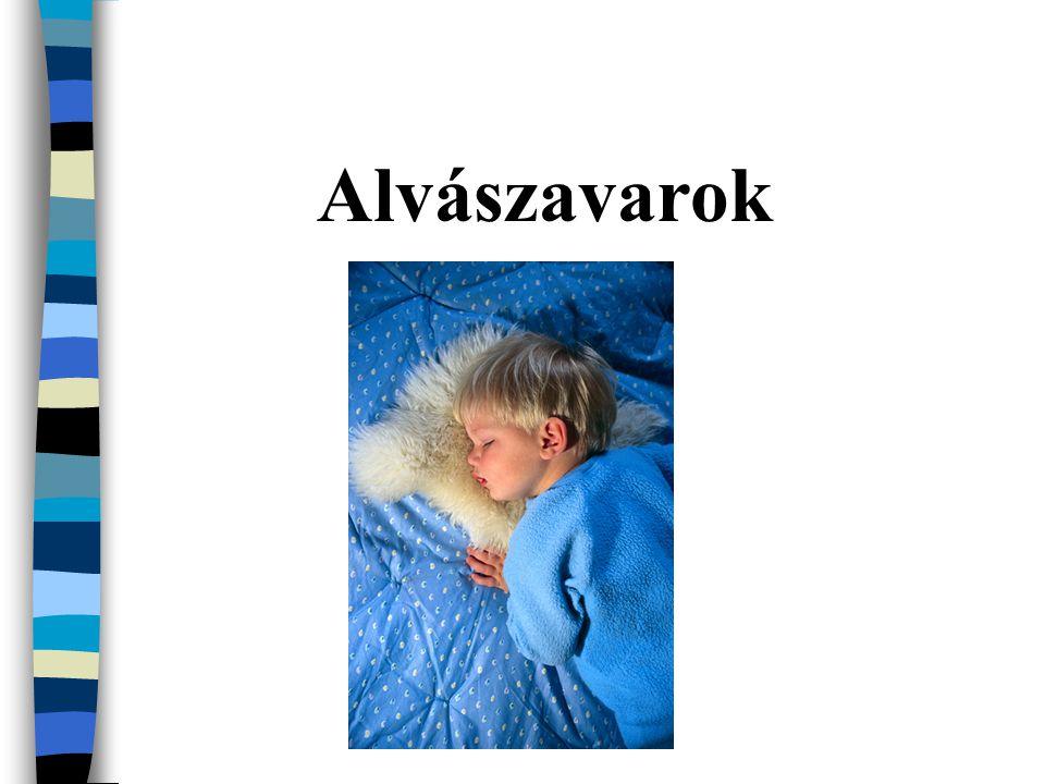 Alvászavarok
