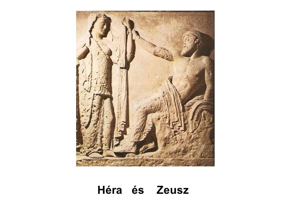 Héra és Zeusz