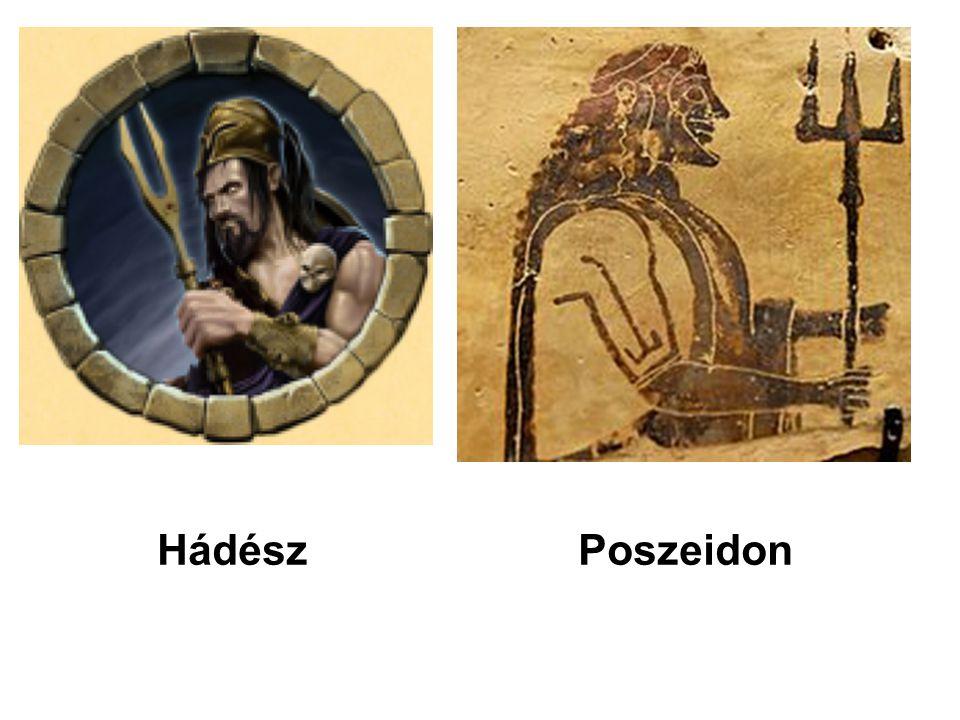 Hádész Poszeidon