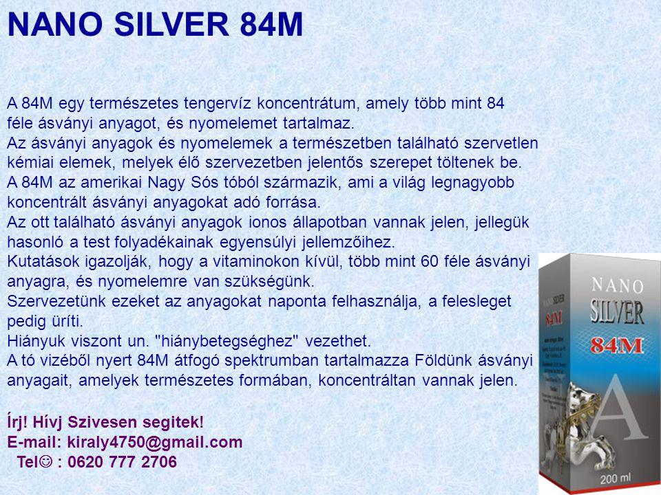 Nano Silver C5000 A c-vitamin, vagy aszkorbinsav: Vízben jól oldódó, erősen redukáló tulajdonságú vitamin.