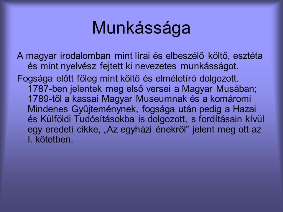 Élete Bessenyei Zsigmond vármegyei táblabíró és Ilosvay Mária fia.