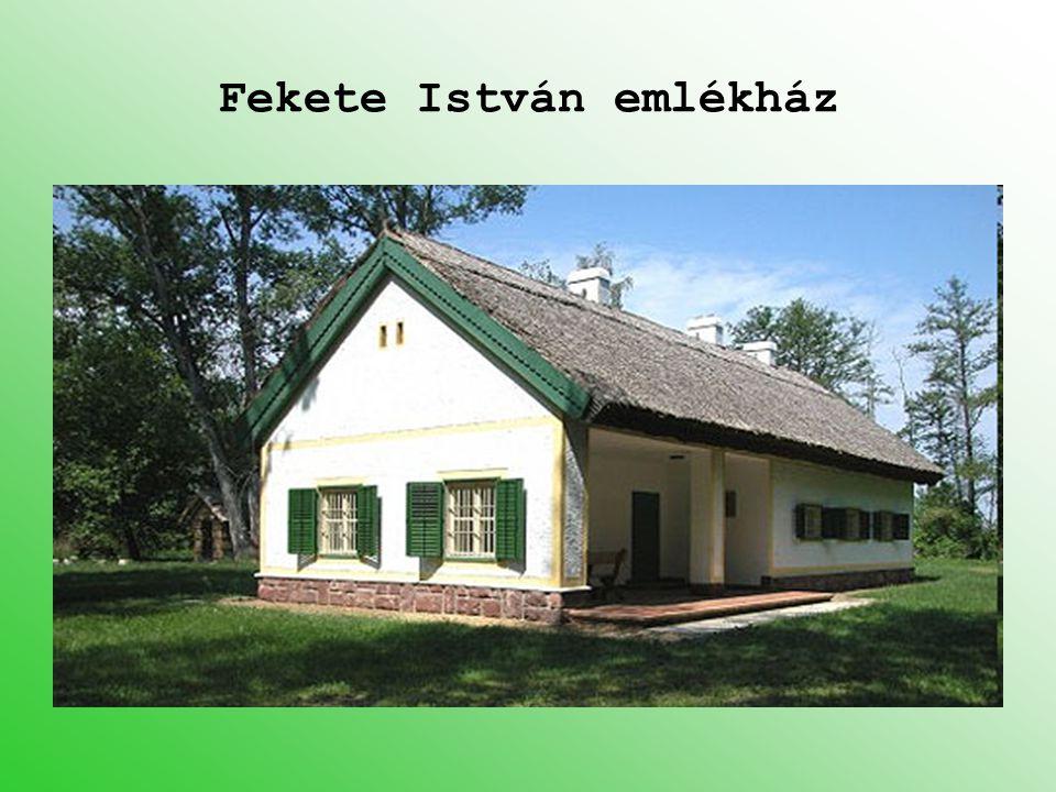 Fekete István emlékház