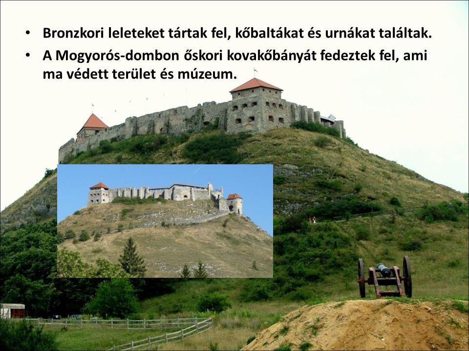 A római korban is lakott terület volt, amit a feltárt katonai táborhely és lakóépületek bizonyítanak.