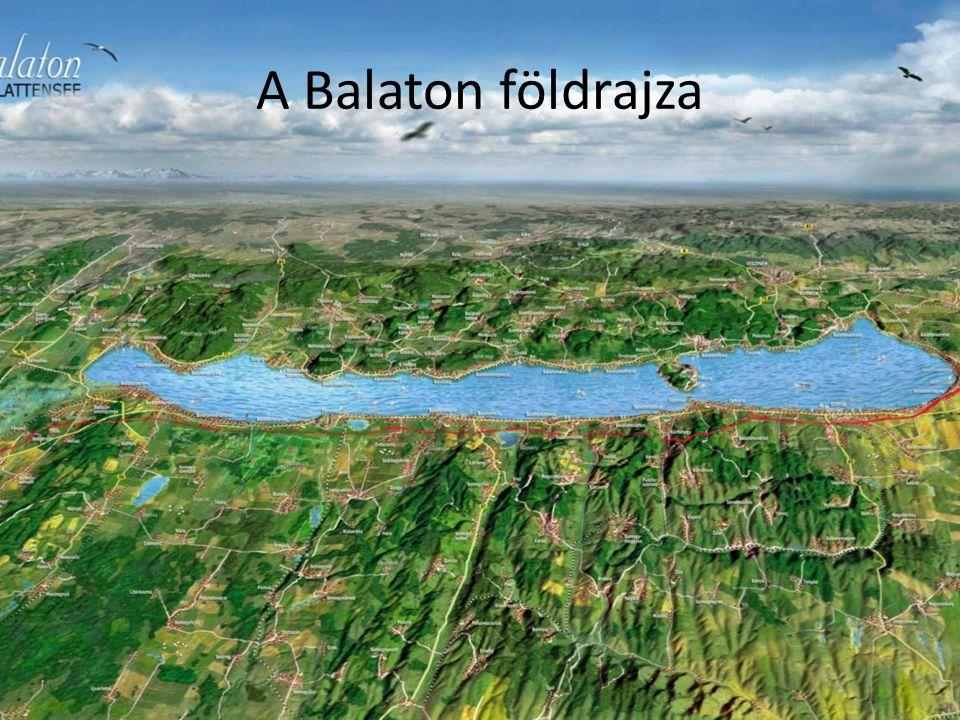 A Balaton földrajza