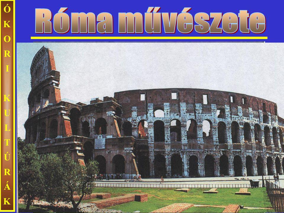 Ecseri ÓKORIKULTÚRÁKÓKORIKULTÚRÁK Colosseum