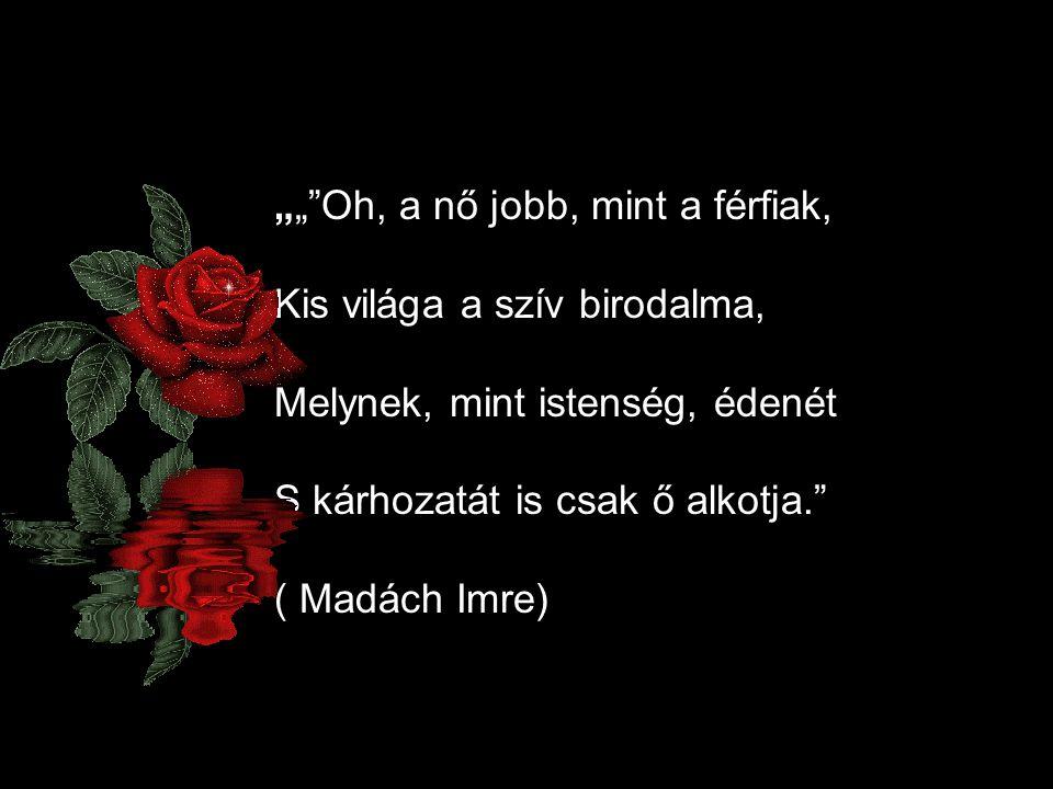 BOLDOG NŐNAPOT! MÁRC. 8.