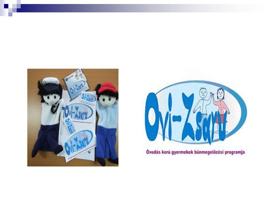 Bűnmegelőzési programlehetőségek Ovi-zsaru program Amit tudni kell róla:  Országos program, 4 -5 éves múltra tekint vissza.