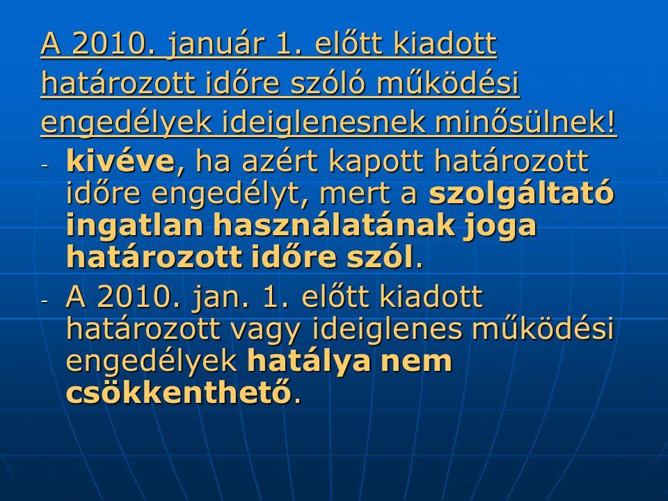 A 2010.január 1.