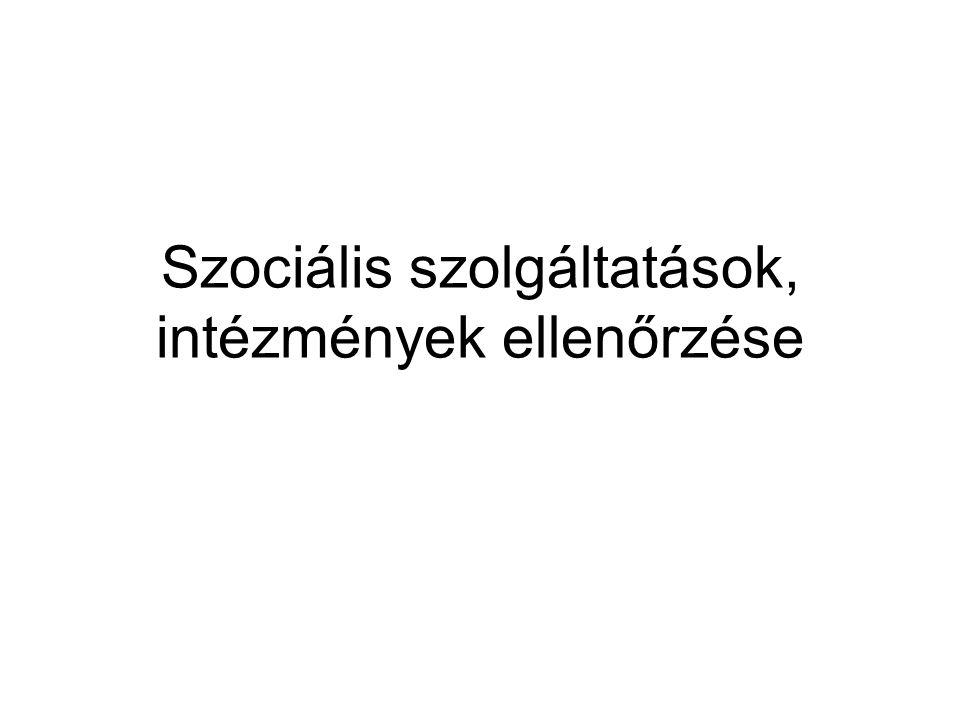 2 Az ellenőrzés eljárásrendje 321/2009.(XII.29.) Kormányrendelet 11.