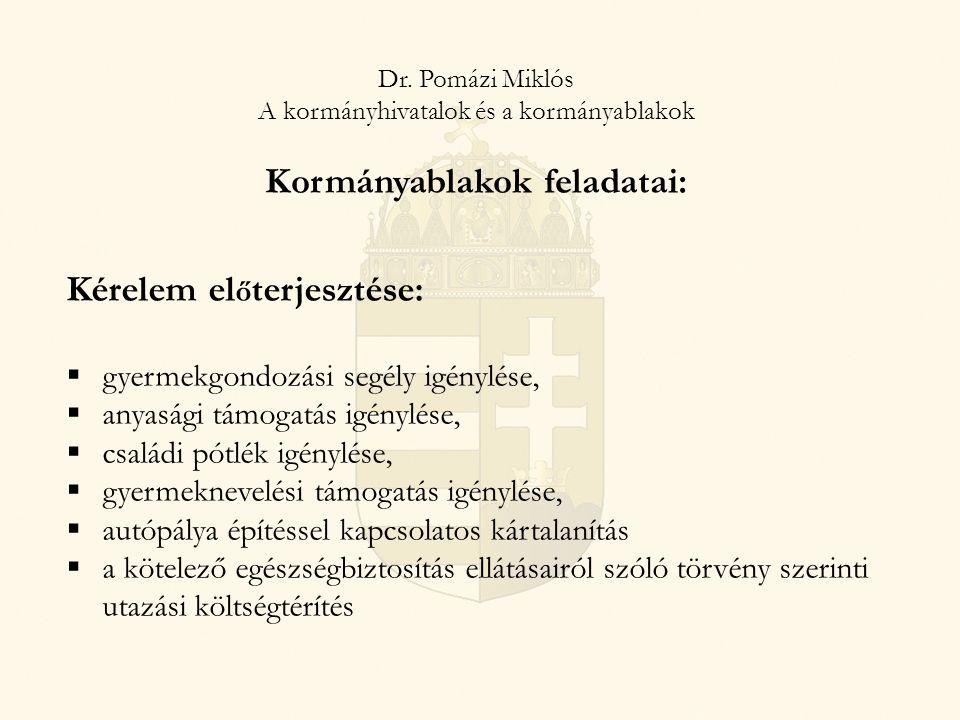 Tájékoztatás az eljárás menetér ő l:  Magyar igazolványokkal kapcsolatos eljárások (közreműködés)  házasságkötéséhez, bejegyzett élettársi kapcsolat létesítéséhez: - külföldi okiratok elfogadhatóságának elbírálása, - tanúsítvány kiadása,  gyermekgondozási díj igénylése,  terhességi-gyermekágyi segély igénylése.