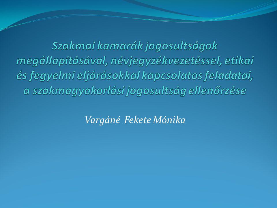 Vargáné Fekete Mónika