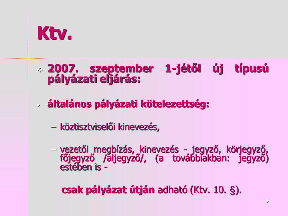 5 Ktv.  2007.