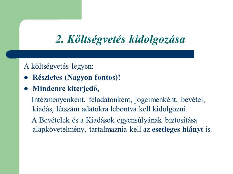 17 A helyi Önkormányzatok központi alrendszerből származó forrásai a költségvetési törvény szerint – a.