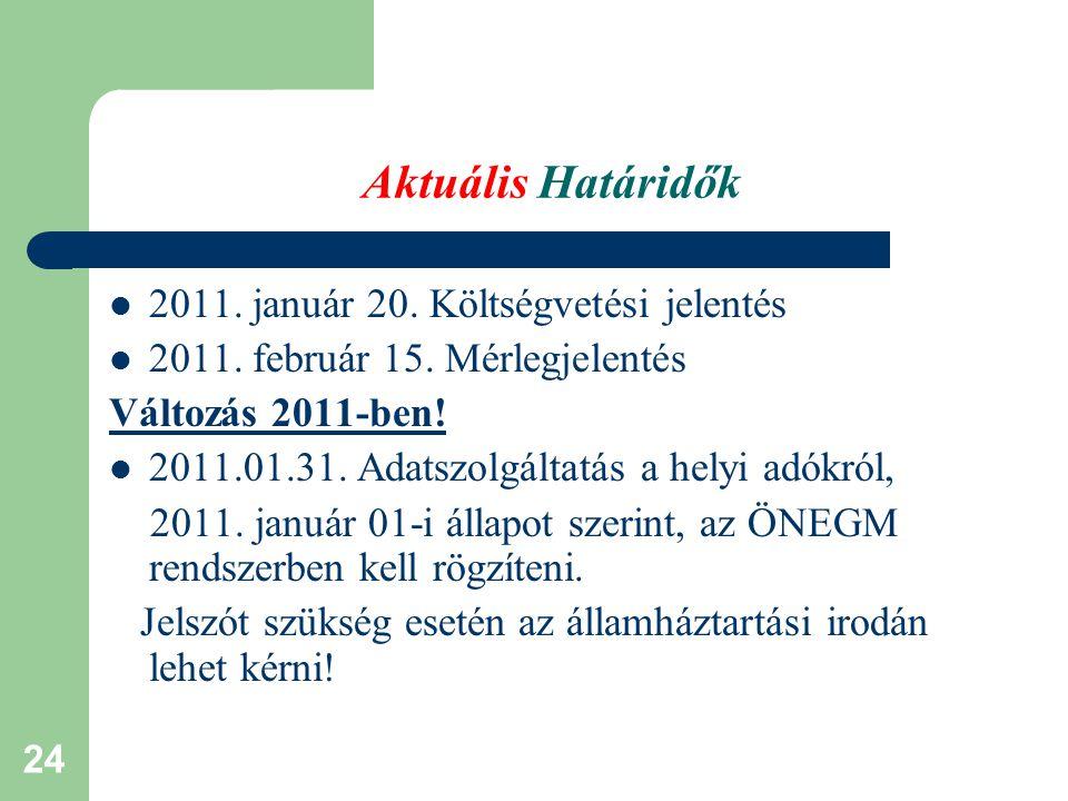 25 Egyéb Információk Az Á ht.64./D.