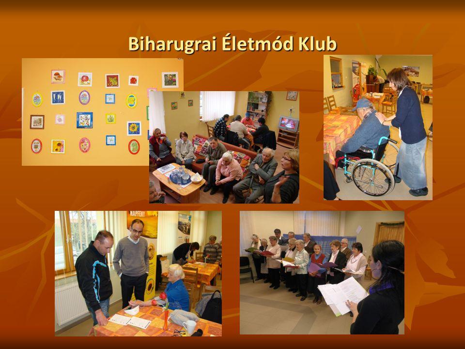 Biharugrai Életmód Klub