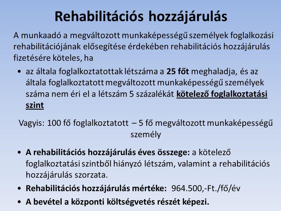 A munkaadó létszámának megállapításakor figyelmen kívül kell hagyni a közfoglalkoztatási jogviszonyban foglalkoztatott személyeket, az egyszerűsített foglalkoztatás szabályai szerint jogszerűen alkalmazott munkavállalót, a Magyar Honvédség hivatásos és szerződéses állományú katonáinak jogállásáról szóló törvény hatálya alá tartozó munkavállalót, ideértve az önkéntes tartalékos szolgálati viszonnyal rendelkező munkavállalót is, és a Munka Törvénykönyvéről szóló törvény alapján más munkáltatónál történő átmeneti munkavégzés során foglalkoztatott munkavállalót.
