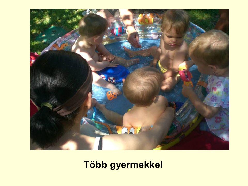 Több gyermekkel