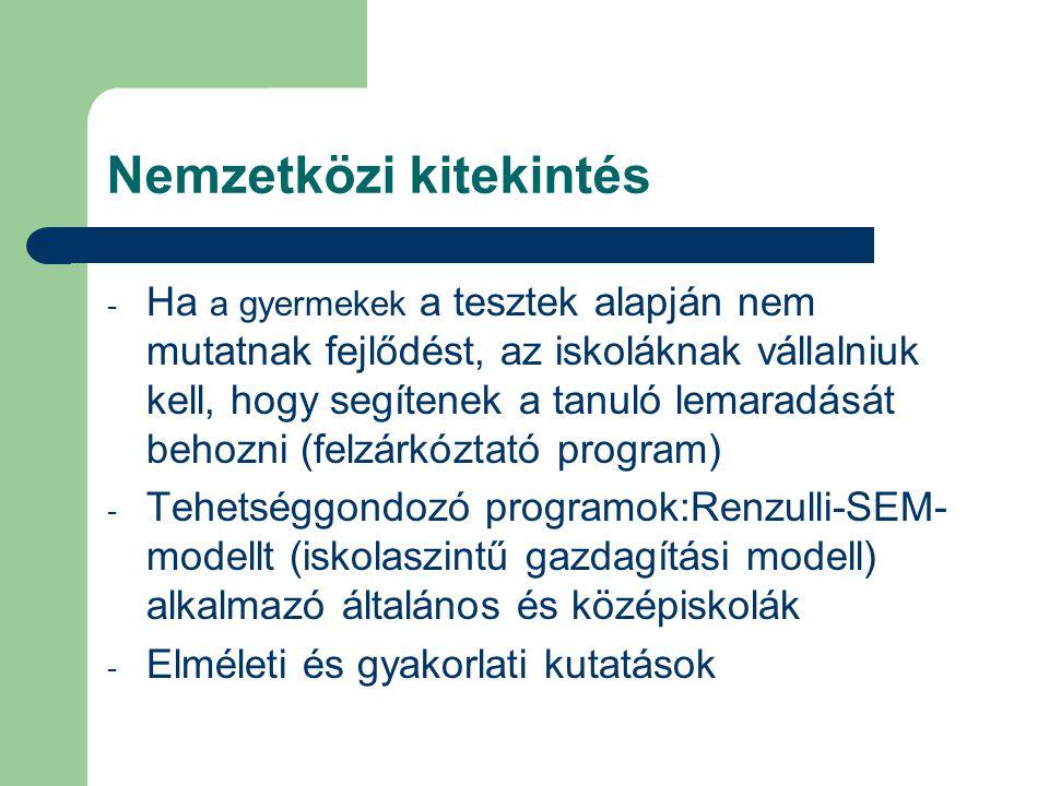 Nemzeti Tehetségsegítő Tanács A szakmai háttérbázisa a Magyar Tehetség- gondozó Társaság,elnöke Dr.