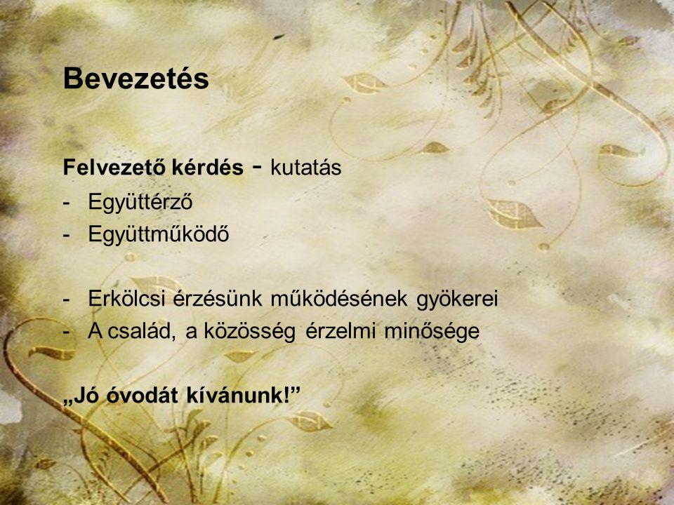 2013. november 15.HTK Labáth Ferencné3 Bevezetés 1. Az erkölcsi fejlődés szakaszai 1.1 Kiemelten az első szakaszról 1.2 A dajka helye, szerepe az első