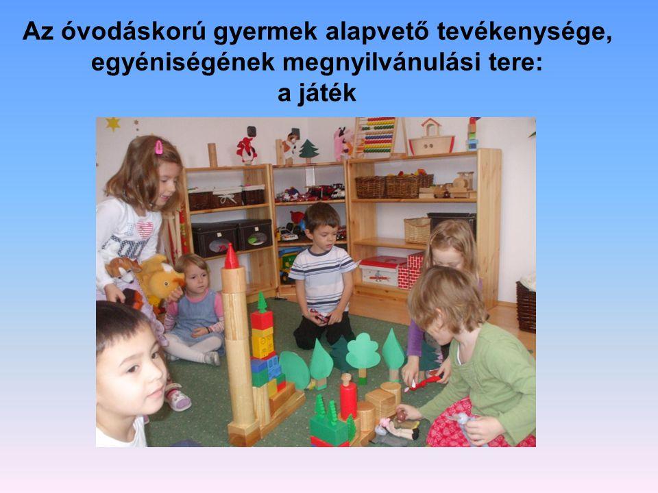 Az idő érzékelése: emocionális élményeken keresztül történik A közösségi játék hatalmas örömforrást is jelent a gyermek számára.