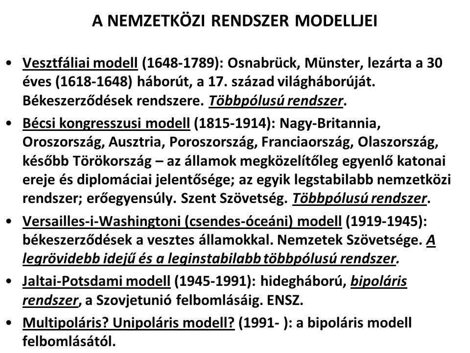 THATCHER KÜLPOLITIKAI SIKEREI A rhodesiai kérdés megoldása (1980).