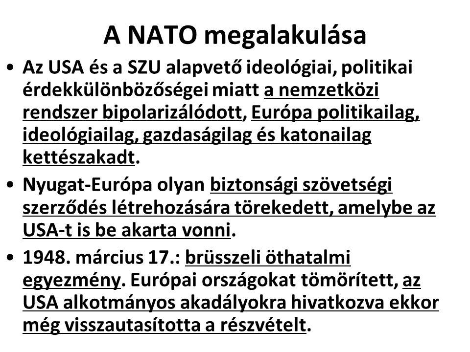 Brüsszeli Szerződés (1948.