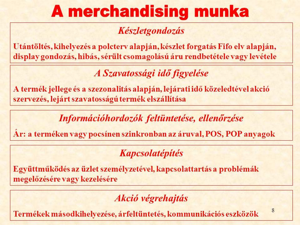 9 Gördülékeny és folyamatos áruáramlás a vevői igények alapján.