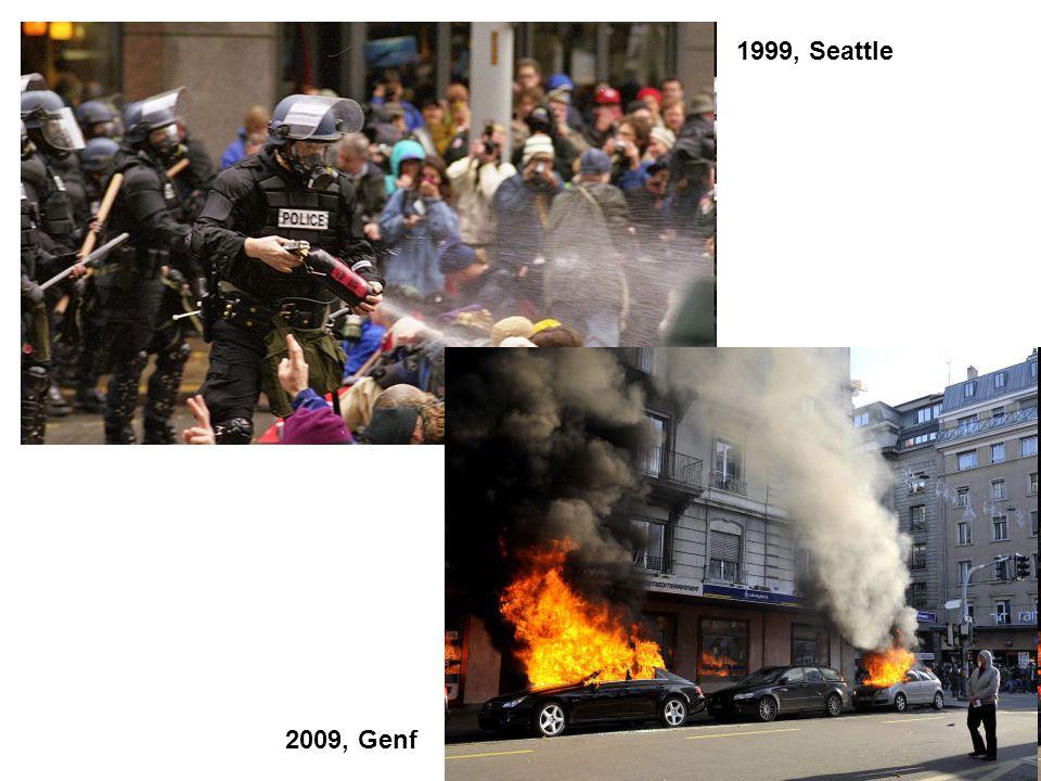 2009, Genf 1999, Seattle