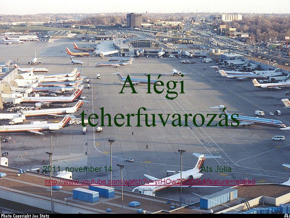 Áts Júlia 2011. november 14. Áts Júlia A légi teherfuvarozás http://www.youtube.com/watch?v=yrHOwZQ300k&feature=related