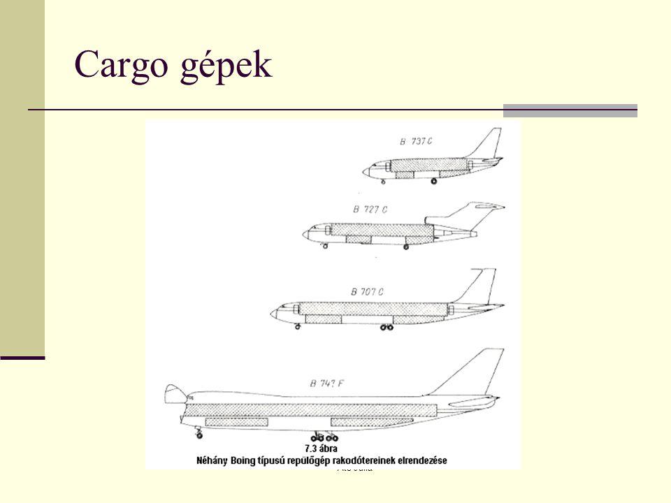 Áts Júlia Cargo gépek