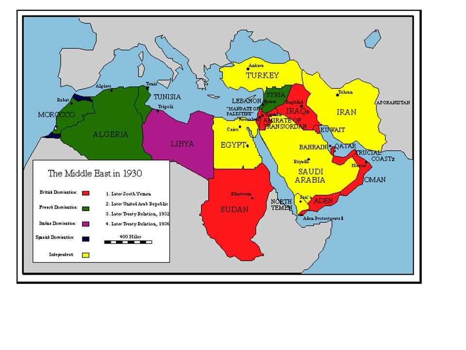 Iszlám fundamentalizmus XIX.Század eleje – szembesülés az elmaradottsággal.