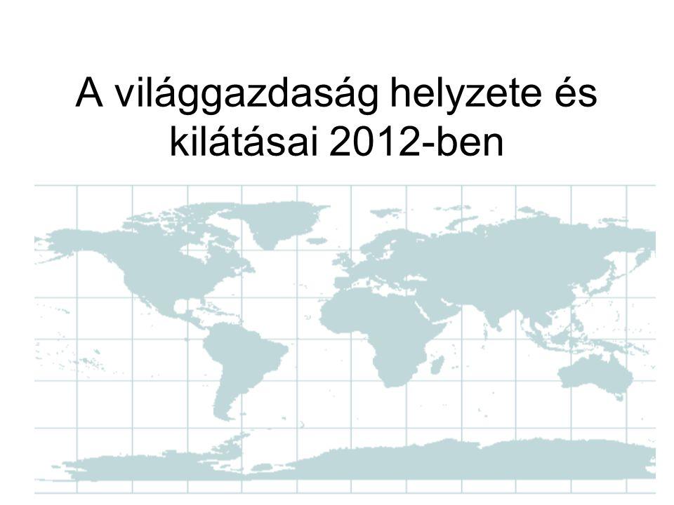 A világgazdaság helyzete és kilátásai 2012-ben