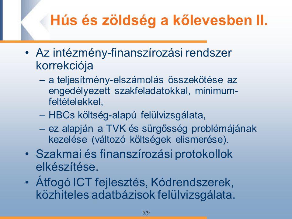 5/9 Hús és zöldség a kőlevesben II.