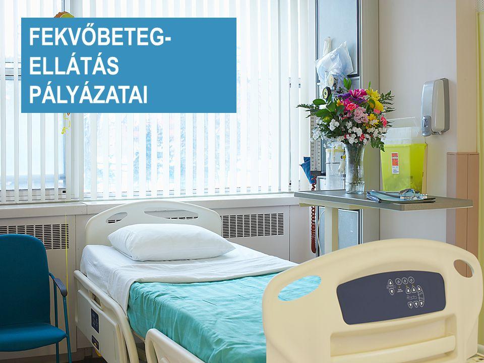 FEKVŐBETEG- ELLÁTÁS PÁLYÁZATAI
