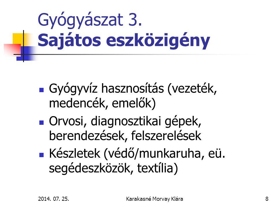 2014.07. 25.Karakasné Morvay Klára8 Gyógyászat 3.