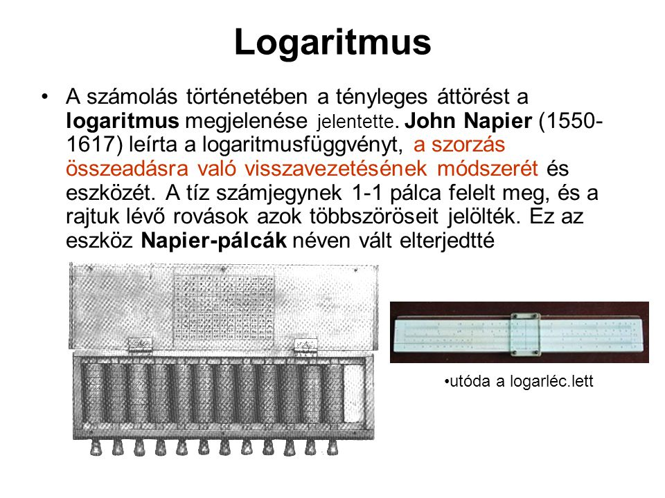 Csillagászati számítások A XVII.