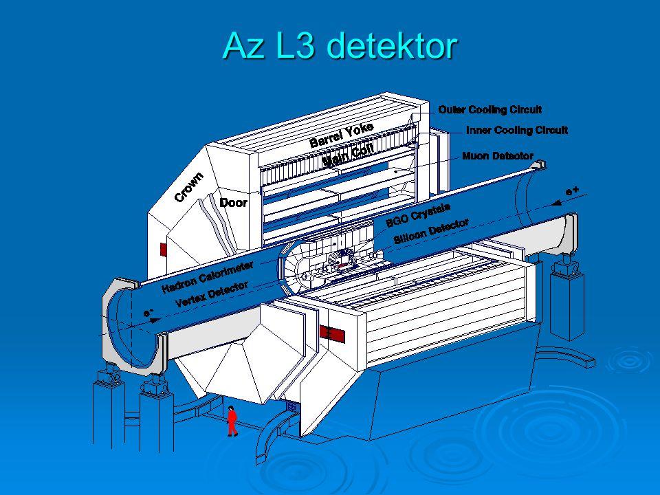 Az L3 detektor