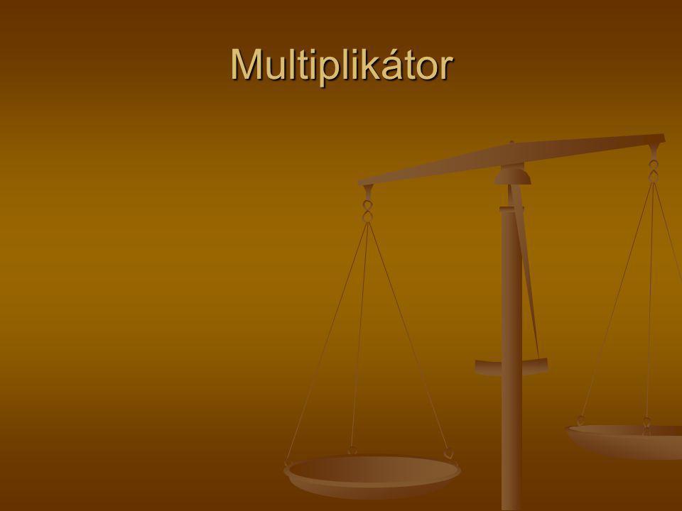 Multiplikátor