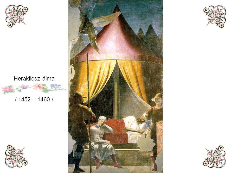 Constantinus és Maxentiusz csatája / 1452 – 1460 /