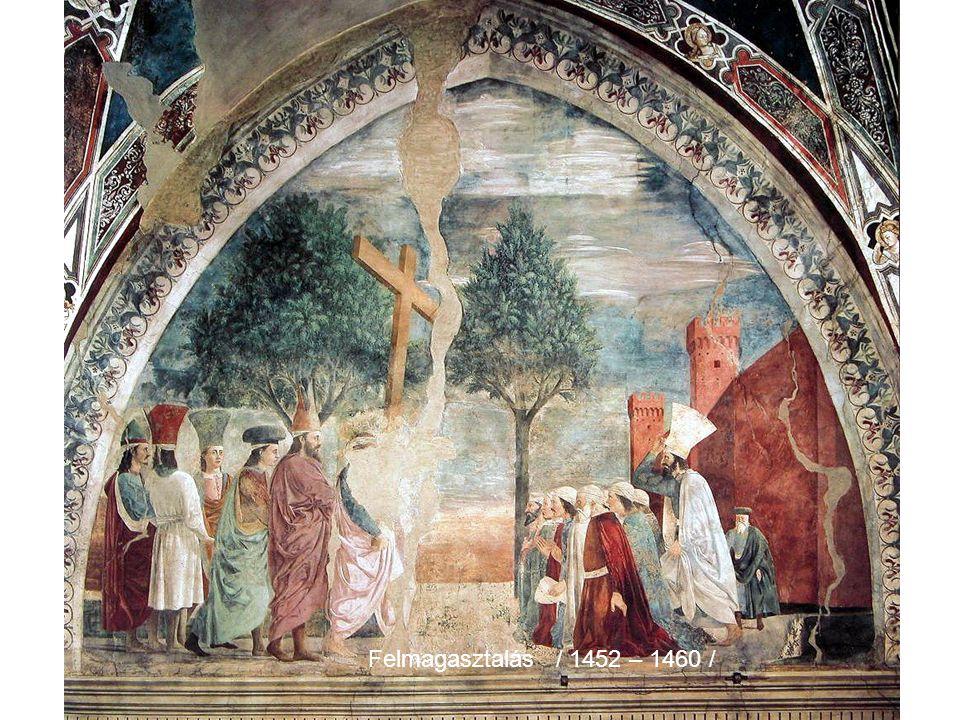 Salamon és Sába / 1452 – 1460 /