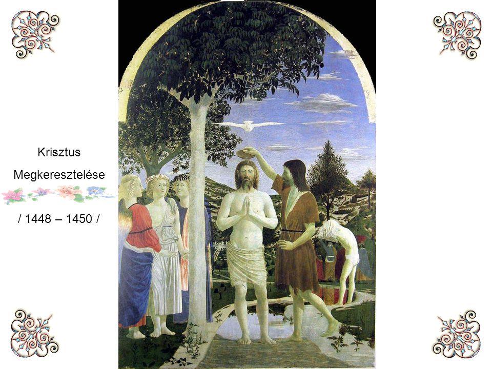 Angyali üdvüzlet / 1460 – 1470 /
