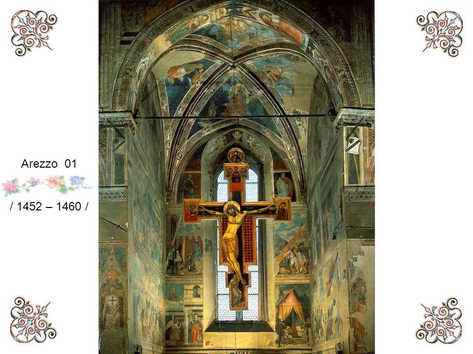 Krisztus Megkeresztelése / 1448 – 1450 /