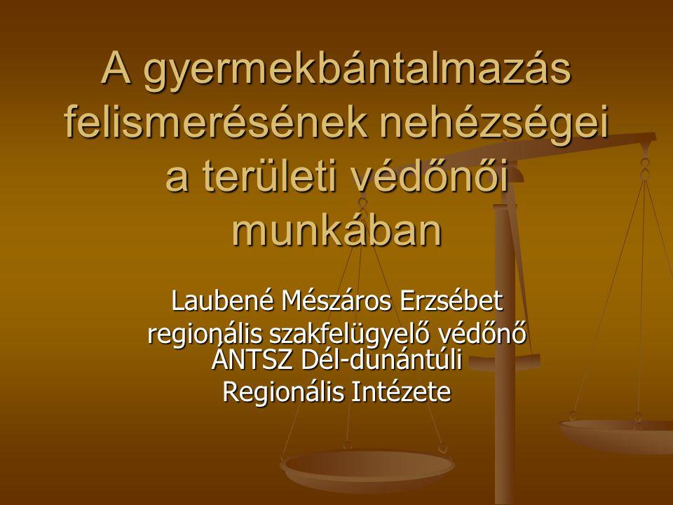 2008. november 12. Családon belüli erőszak - válságkezelés Magyarországon 2