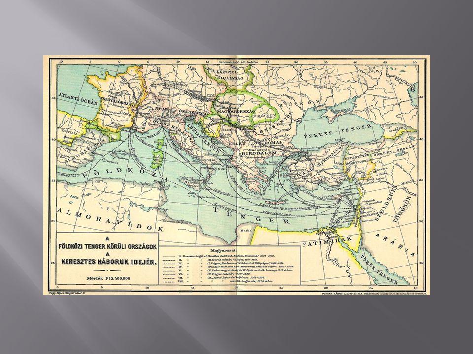 A középkori világot az erős vallásos hit jellemezte.